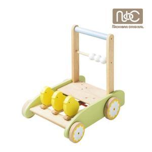 手押し車 BB37 おさんぽpipi ニチガン おもちゃ toys ギフト gift 押車 出産祝い 誕生日プレゼント 安心 安全 知育玩具|pinkybabys