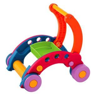 手押し車 あんよつよい子ウォーカー ノルディックカラー ピープル People おもちゃ toys ギフト gift ノンキャラ シンプル 収納 コンパクト安心 安全 知育玩具|pinkybabys