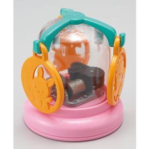 フロアメリー うちの赤ちゃん世界一 本物オルゴールの枕元メリー ピープル People おもちゃ toys ギフト シンプル ノンキャラ 出産祝い ノンキャラ良品 pinkybabys