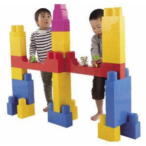 積木 1歳には全身でブロックNeo ピープル People おもちゃ toys ギフト 室内 大型遊具 積み木 ブロック 誕生日プレゼント 安心 安全 知育玩具 人気商品  YG-111|pinkybabys