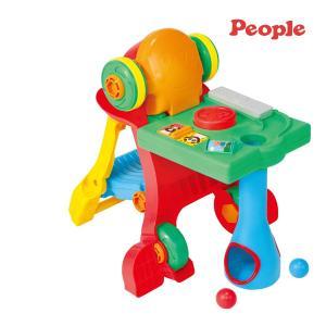 知育玩具 全身の知育パーフェクト2 ピープル おもちゃ ベビー キッズ マタニティ ウォーカー 押し車 乗用 車 乗り物 ボール リモコン 誕生日 ギフト プレゼント|pinkybabys