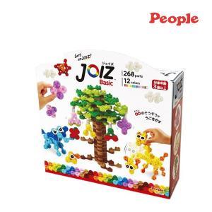ブロック ジョイズ ベーシック JOIZ Basic ピープル 知育玩具 おもちゃ 新感覚 キッズ 3歳 男の子 女の子 誕生日 プレゼント ギフト|pinkybabys