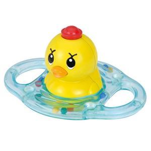 お風呂のおもちゃ アヒル隊長 おふろでシャカシャカ おふろのおもちゃ パイロット PILOT アヒル あひる 隊長 お風呂 オフロ リニューアル パイロットインキ|pinkybabys