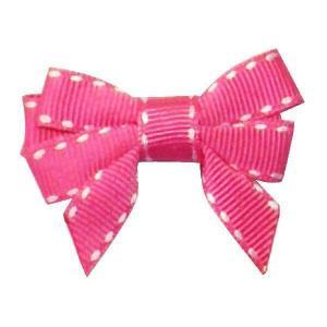 ヘアアクセサリー エンジェルズリボン AR-A001 ヘアクリップ ANGELS RIBON 女の子 髪飾り 髪留め クリップ こども りぼん お祝い パパジーノ ゆうパケットOK pinkybabys