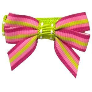 ◆ポイント10倍!!◆ パパジーノ エンジェルズリボン AR-A010 ヘアクリップ ANGELS RIBON 女の子 髪飾り 髪留め クリップ こども 子供用りぼん お祝い* pinkybabys
