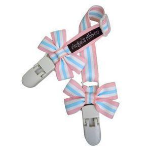 ヘアアクセサリー エンジェルズリボン マルチクリップ AR-ACLIP003 スタイ ブランケット ホルダー お食事 離乳食 angel ribbon パパジーノ ゆうパケットOK baby pinkybabys