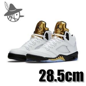ラスト 28.5cm NIKE Air Jordan 5 V...