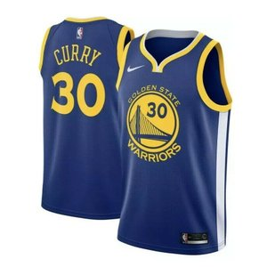 NBA #30 NIKE ゴールデンステート ウォリアーズ ステフィン カリー ジャージ SC30 ...