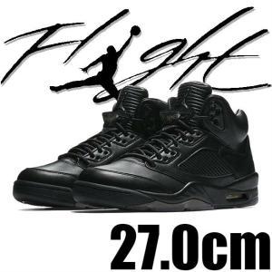 27.0cm Nike Air Jordan 5 Premi...