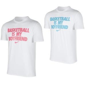 ナイキ Basketball Is My BOY friend Tシャツは速乾性に優れた素材に配した...