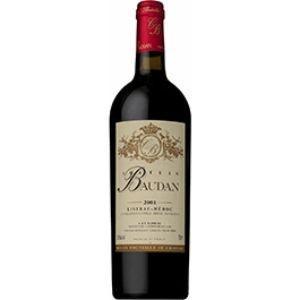 シャトー ボーダン 2001  750ml 赤ワイン フランス ボルドーワイン フルボティ|pinotnoirwine