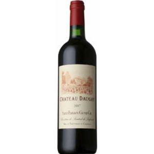 シャトー ドーゲ 2007  750ml 赤ワイン フランス ボルドーワイン フルボティ|pinotnoirwine
