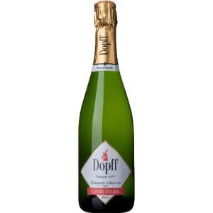 クレマン ダルザス ブリュット キュヴェ ジュリアン NV ドップ オ ムーラン 750ml スパークリングワイン フランス アルザス|pinotnoirwine