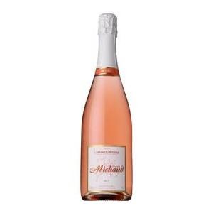 クレマン ド ロワール ロゼ NV ドメーヌ ミショー 750ml スパークリングワイン フランス ロワール pinotnoirwine