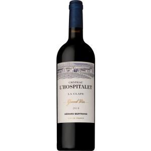 グラン ヴァン ルージュ 2018 シャトー ロスピタレ 750ml 赤ワイン フランス ラングドック・ルーション|pinotnoirwine