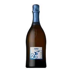 ゼロアッソルート スプマンテ エクストラ ブリュット NV ラ ジャラ 750ml スパークリングワイン イタリアワイン ヴェネト|pinotnoirwine