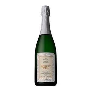 リースリング ゼクトエクストラブリュット 2015 ロバート ヴァイル 750ml スパークリングワイン ドイツワイン ラインガウ|pinotnoirwine