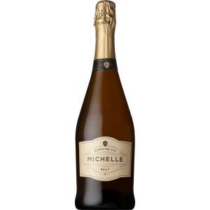 ミッシェル ブリュット NV ドメーヌ サン ミッシェル 750ml スパークリングワイン アメリカ ワシントンワイン|pinotnoirwine