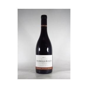 シャンボル ミュジニー 2017 アルヌー ラショー 750ml 赤ワイン フランス ブルゴーニュ|pinotnoirwine