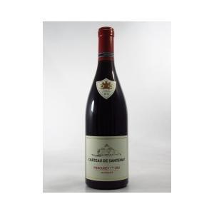 メルキュレ プルミエ クリュ レ ピュイエ 2016 シャトー ド サントネイ 750ml 赤ワイン フランス ブルゴーニュワイン ピノノワール|pinotnoirwine