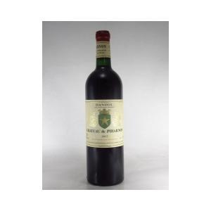 バンドール  ルージュ 2017 シャトー ド ピバルノン 750ml 赤ワイン フランス プロヴァンス|pinotnoirwine