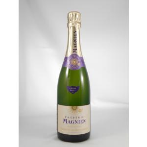 クレマン・ド・ブルゴーニュ・ブラン・ド・ノワール・エクストラ・ブリュット NV フレデリック・マニャン 750ml スパークリングワイン ブルゴーニュ|pinotnoirwine