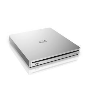 外付けBDドライブ スロットローディング型 Mac対応 ポータブル BDR-XS06JM