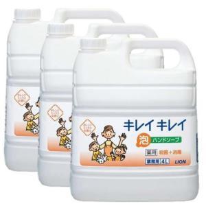 キレイキレイ薬用泡ハンドソープオレンジミックスの香り業務用 ...