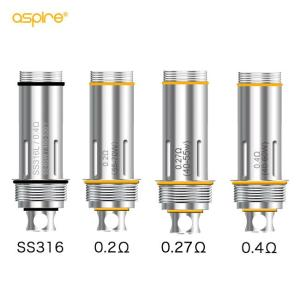 Aspire - Cleitoシリーズ / K4 用・コイルヘッド(5個入り)