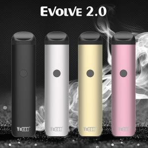 Yocan - EVOLVE 2.0 (ヨーキャン・エボルブ2,0) 電子タバコ(VAPE)用のリキ...