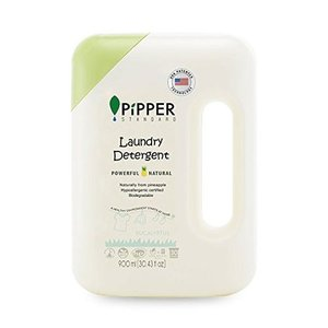 PiPPER STANDARD(ピッパースタンダード) パワフル&ナチュラル 衣類用洗濯洗剤 900ml ボトル 本体 (ユーカリプタス) pipperstandard
