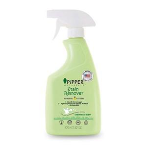 PiPPER STANDARD(ピッパースタンダード) パワフル&ナチュラル 部分洗い用洗濯洗剤 400ml スプレーボトル(レモングラス) pipperstandard