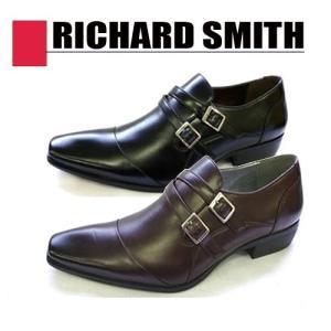 RICHARD SMITH ビジネスシューズ 6811 ブラック ワイン 安い ビジネス シューズ ...