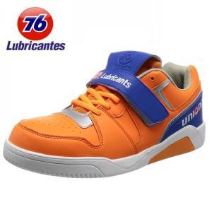 安全靴 Union 76 Lubricants メンズ カジュアル オレンジ 76-3023-03 ...