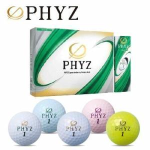 【2ダースセット】 PHYZ5 ゴルフボール 2019モデル 【ブリヂストン・ファイズ】|piratesflag-cic