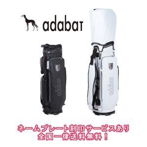 【 アダバット 】 ABC302 アダバット キャディバッグ  adabat (ポイント10倍)|piratesflag-cic
