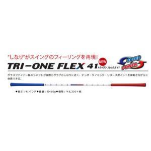 【送料無料】ロイヤルコレクションTRI-ONE FLEX41 ゴルフ 練習器具 piratesflag-cic