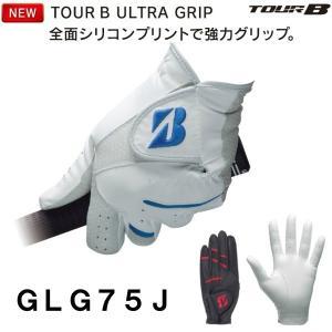 【送料無料】 ブリヂストンゴルフ グローブ GLG75J TOUR B ULTRA GLIP ツアービー ウルトラグリップ /BRIDGESTONE GOLF