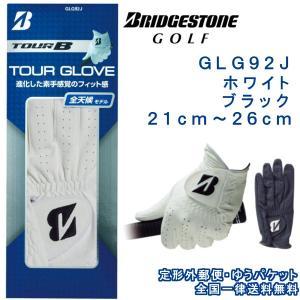 【ブリヂストンゴルフ】TOUR B  TOUR GLOVE 人工皮革 GLG92J グローブ 【 BRIDGESTONE GOLF 】|piratesflag-cic