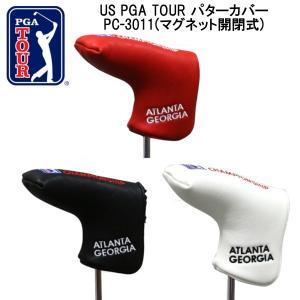 【送料無料】US PGA TOUR パターカバー TOUR CHAMPIONSHIP (ピンタイプ) PC-3011|piratesflag-cic
