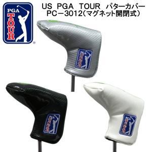 【送料無料】US PGA TOURパターカバー (ピンタイプ)  JOHN DEERE CLASSIC  PC-3012|piratesflag-cic