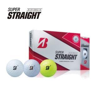 【お得な2ダースセット】  ゴルフボール スーパーストレート SUPER STRAIGHT/BRIDGESTONE 2019|piratesflag-cic