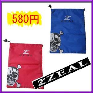 【送料無料】ジール シューズ&ランドリー袋 ZEAL piratesflag-cic
