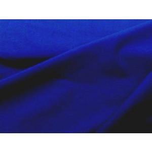 < ハギレ 40cm >カラー・オックス無地 生地・花紺(112cm幅)(はぎれ カットクロス) o...