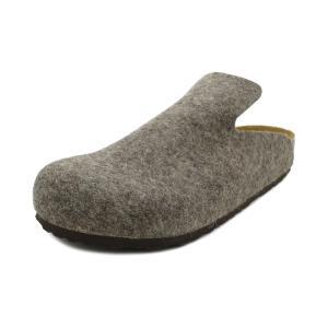 サンダル ビルケンシュトック BIRKENSTOCK ダボスウールフェルト カカオ 幅広 メンズ レディース シューズ 靴 18FW|pistacchio