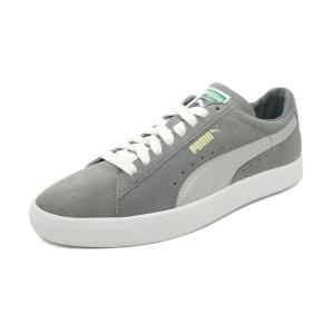 スニーカー プーマ PUMA スウェード90681S クワイエットシェード/シルバー メンズ レディース シューズ 靴|pistacchio