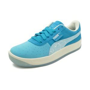 スニーカー プーマ PUMA カリフォルニアプール ブルー アトール メンズ レディース シューズ 靴 19SP|pistacchio
