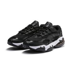 スニーカー プーマ PUMA セルヴェノムリフレクティブ ブラック/ホワイト メンズ レディース シューズ 靴 19SS|pistacchio
