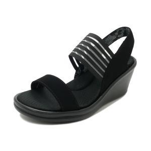 スニーカー スケッチャーズ SKECHERS RUMBLERS-SCIFI ブラック 38472-BBK レディース シューズ 靴 20SS|pistacchio