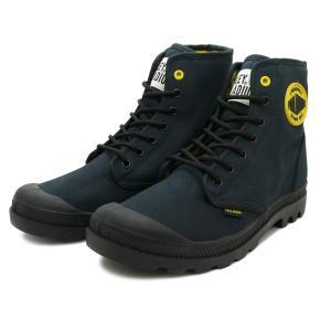 スニーカー パラディウム PALLADIUM パンパスマイリーフェストバッグ ブラック メンズ レディース シューズ 靴 18AW|pistacchio